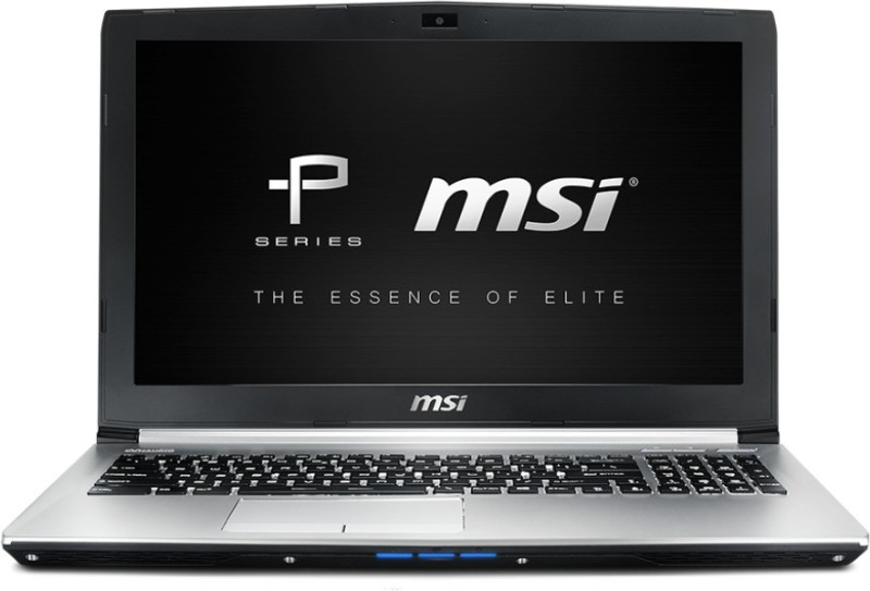 MSI P Core i7 7th Gen - (8 GB/1 TB HDD/DOS/2 GB Graphics) PL62 7RC Gaming Laptop(15.6 inch, SIlver Metal, 2 kg) image