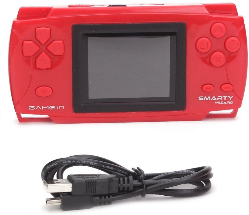gamein M160000102100 600 GB with 8 bit games(Red)