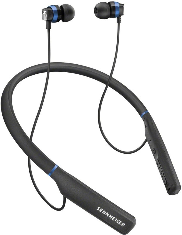Sennheiser CX 7.00BT Bluetooth Headset with Mic(Black, In the Ear)