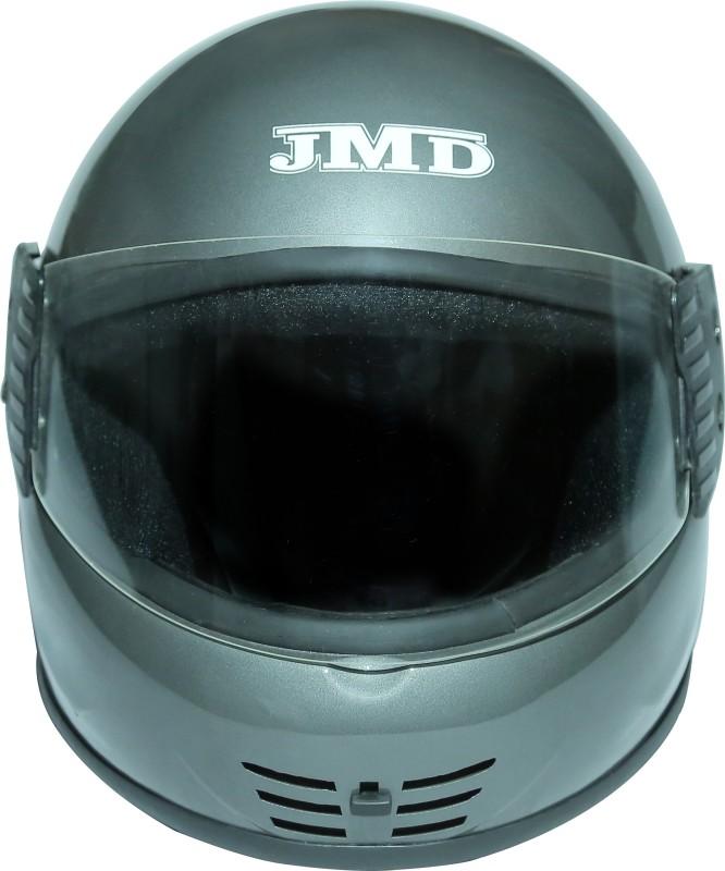 JMD Elegant Motorbike Helmet(Grey)