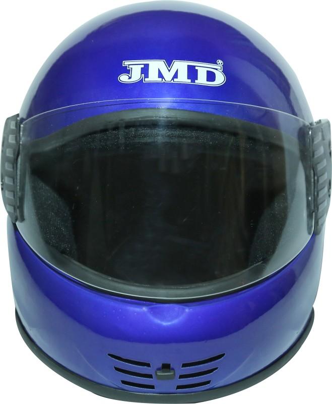 JMD Elegant Motorbike Helmet(Vibrant Blue)