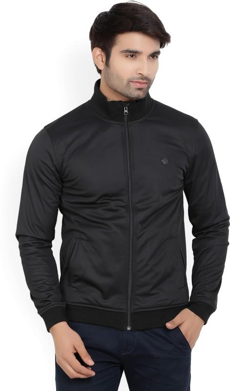 John Players Full Sleeve Solid Men's Jacket