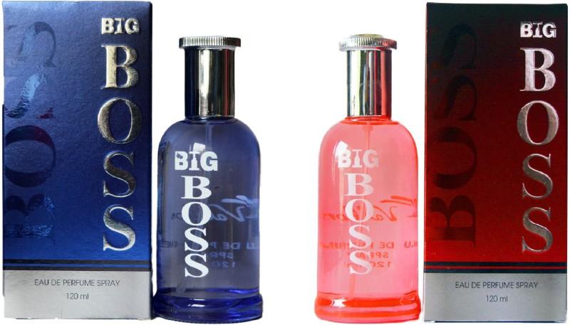 Vablon Boss Red and Blue Eau de Parfum  -  240 ml(For Boys) image
