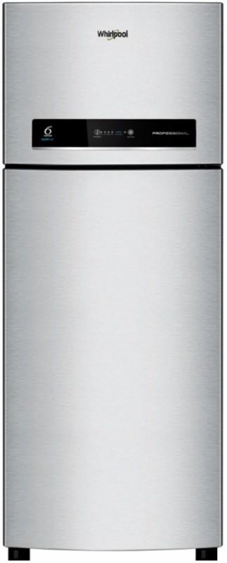 Whirlpool 340 L Frost Free Double Door 2 Star Refrigerator(Alpha Steel, Pro 355 ELT 2S)