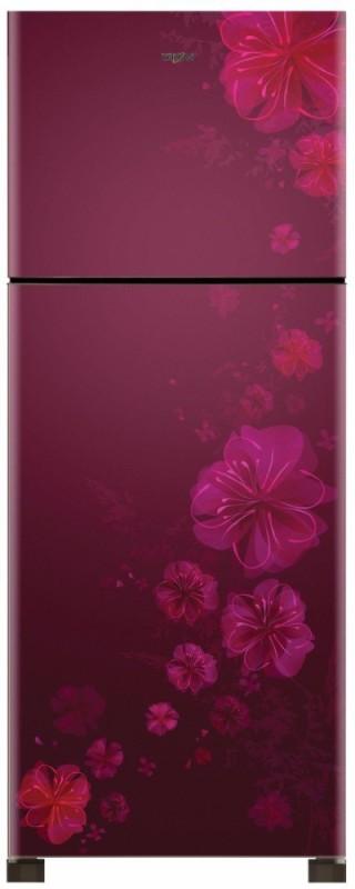 Whirlpool 292 L Frost Free Double Door 3 Star Refrigerator(Wine Dahlia, Neo SP305 PRM 3S)