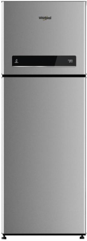 Whirlpool 245 L Frost Free Double Door 3 Star Refrigerator(Nova Steel, Neo DF258 Roy 3S)