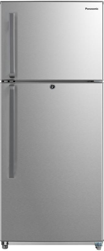 PANASONIC NR BC40SSX1 400Ltr Double Door Refrigerator