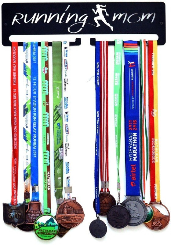 Fitizen Running MOM Medal Hanger Medal(18)