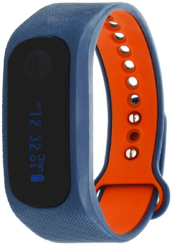Fastrack Smartwatch Blue Band Women's Watch image
