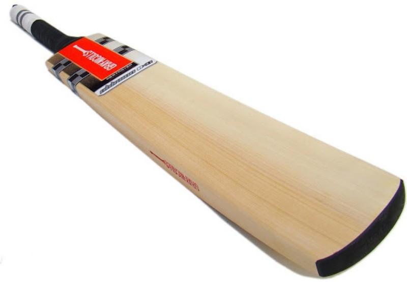 Graynicolls E41 ForceStrike Kashmir Willow Cricket Bat(Harrow, 1 kg)