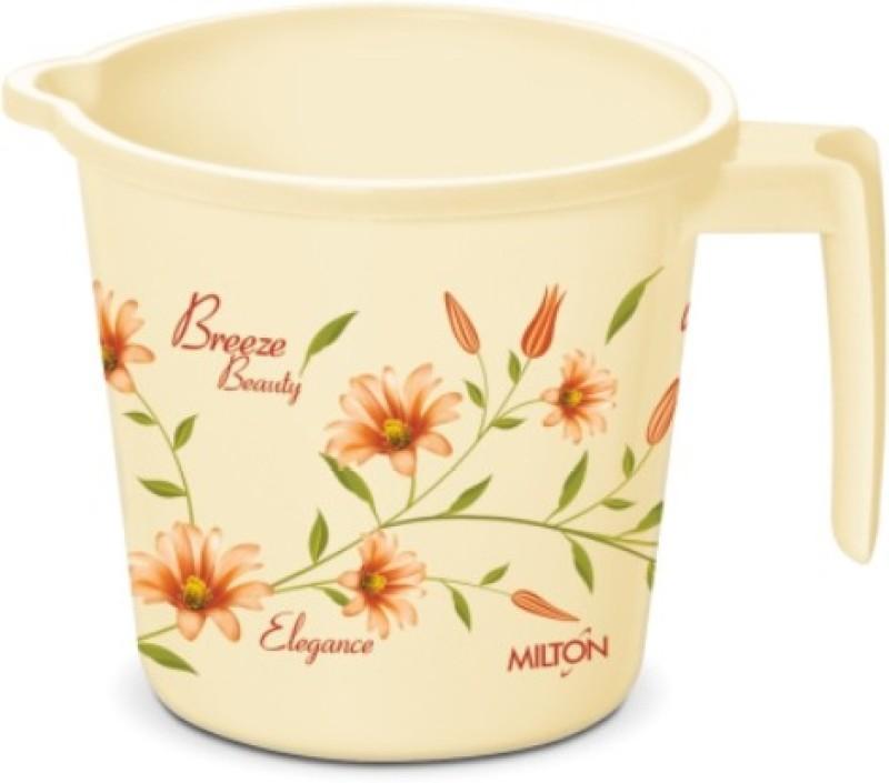 Milton Plastic Bath Mug(Multicolor 1.5)