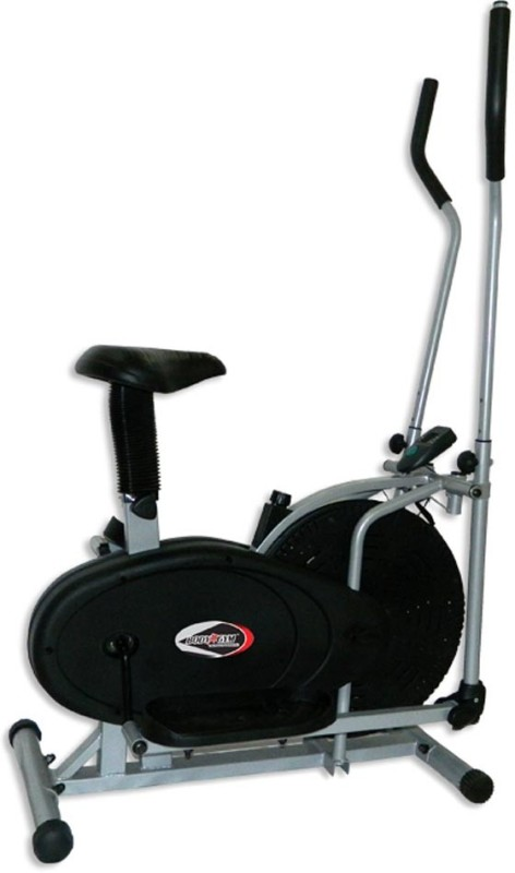 Body Gym Orbitrac Lxb 1350R Indoor Cycles Exercise Bike(Black, Grey)