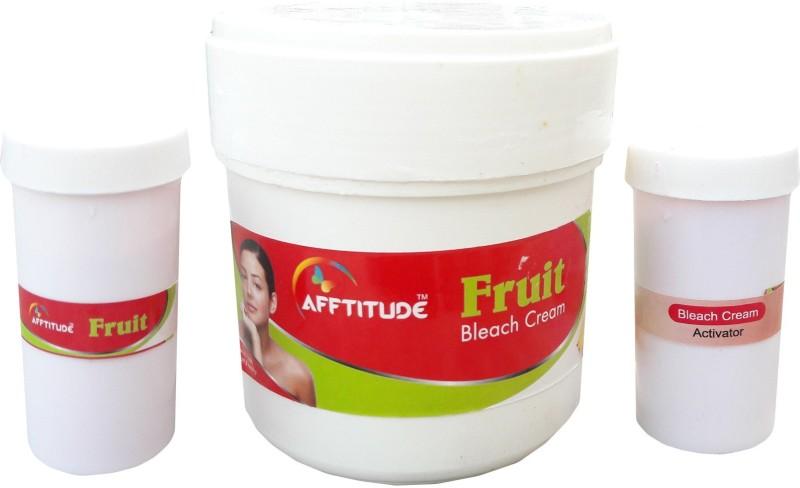 Afftitude Healthy and Radiant Look Fruit Bleach Cream(500 g)