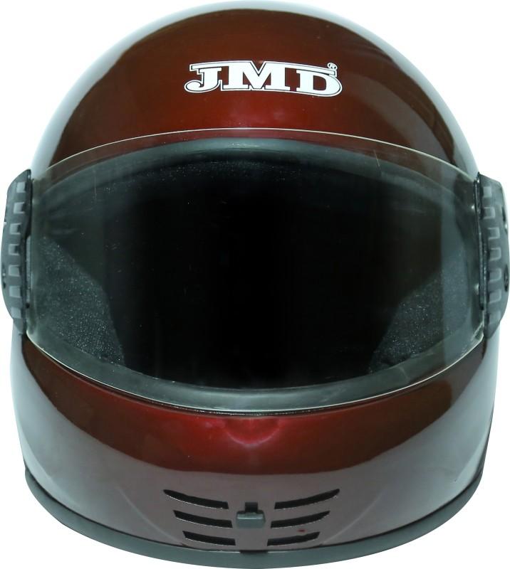 JMD Elegant Motorbike Helmet(Maroon)