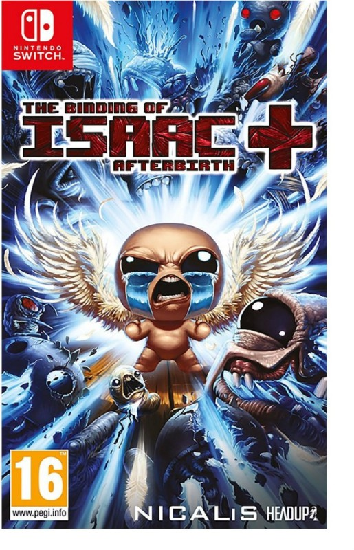 The Binding of Isaac Afterbirth Plus(for Nintendo Switch)