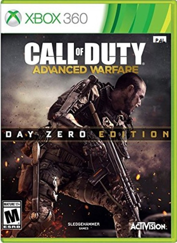 Call Of Duty: Advanced Warfare (Day Zero Edition)(for XBOX 360)