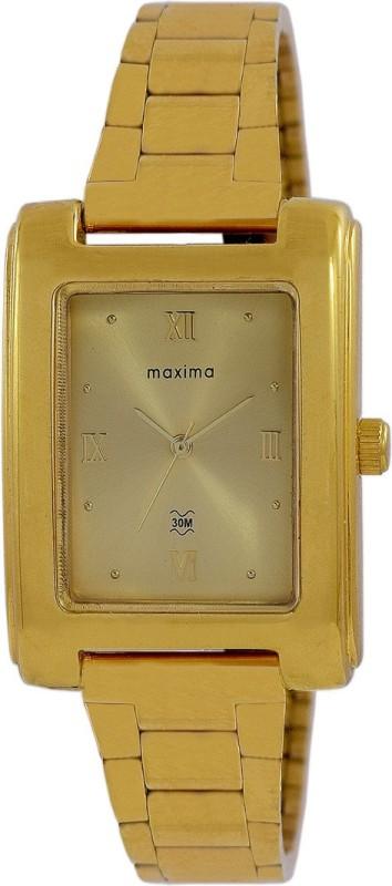 Maxima 43460CMLY Women's Watch image