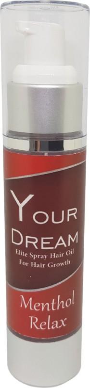 FUTURACARE YOUR DREAM Menthol Relax Hair Oil(50 ml)