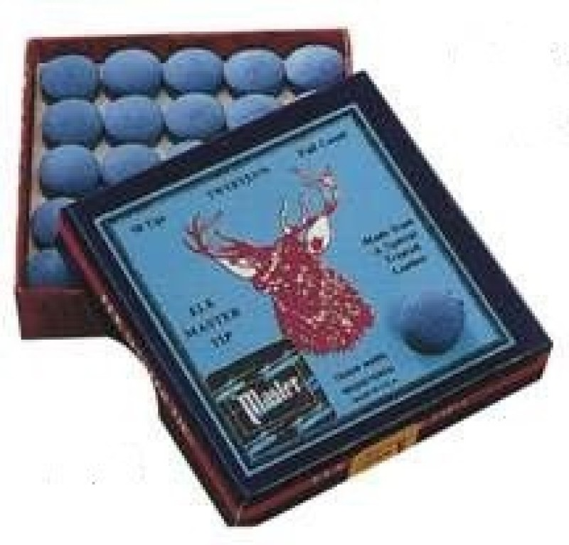 21 Balls Elk master Original Tip (USA) Home Pool Table