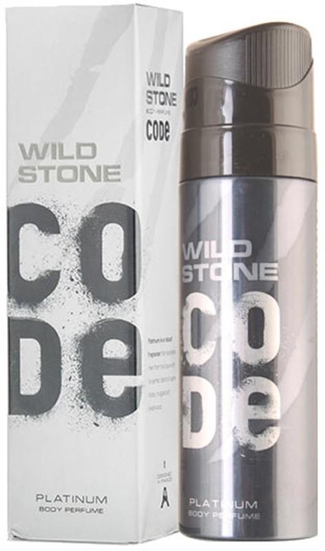 Wild Stone Platinum Body Perfume Perfume - 120 ml(For Men)