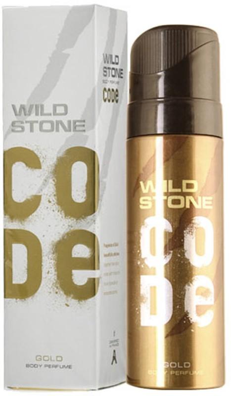 Wild Stone Gold Body Perfume Perfume - 120 ml(For Men)