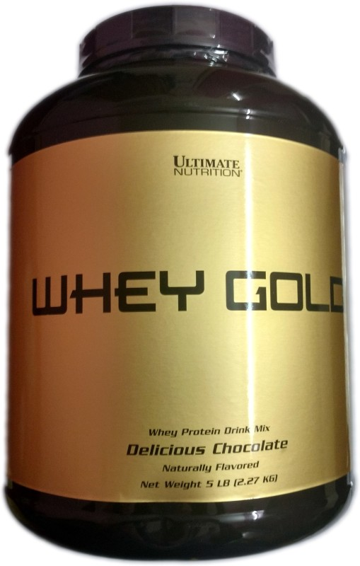 Ultimate Nutrition Whey Gold Whey Protein(2.27 kg, Chocolate)