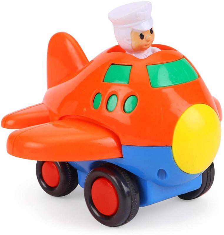 Amakart Mini Plane Toy(Multicolor) Image