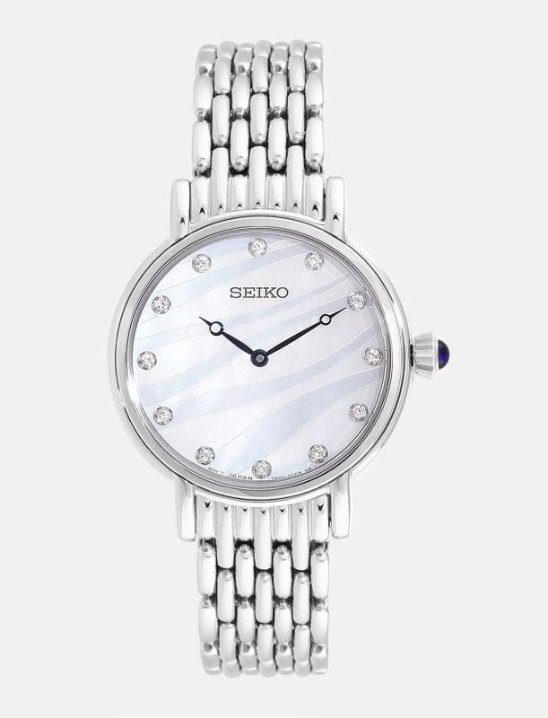 Seiko SFQ807P1 Analog Watch - For Women