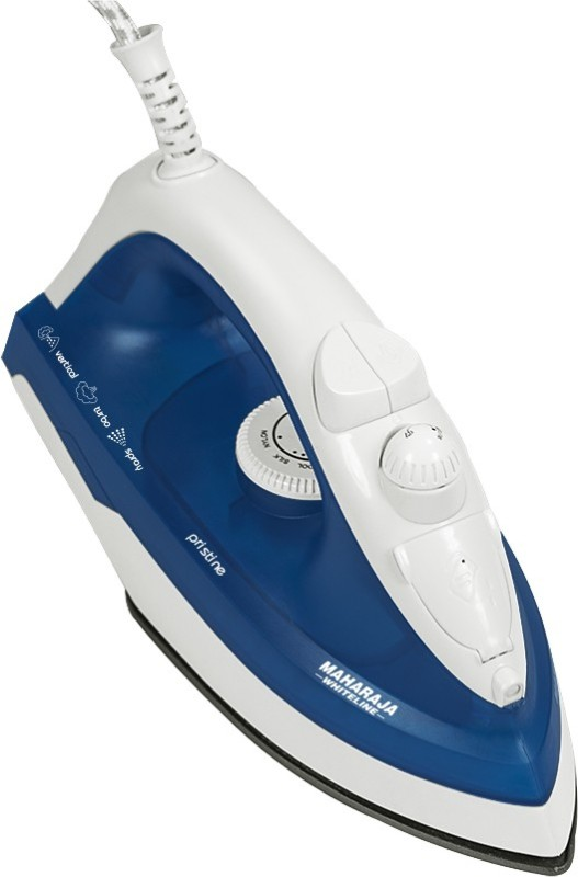 Maharaja Whiteline PRISTINE SI-103 Steam Iron(Blue)