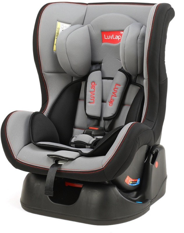LuvLap Sports Baby Car seat Baby Car Seats Car Seat(Black, Grey)
