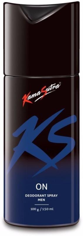 KamaSutra On Deo Spray for Men Deodorant Spray - For Men(150 ml)