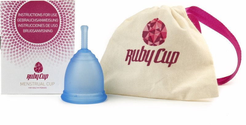 Ruby Life Small Reusable Menstrual Cup(Pack of 1)