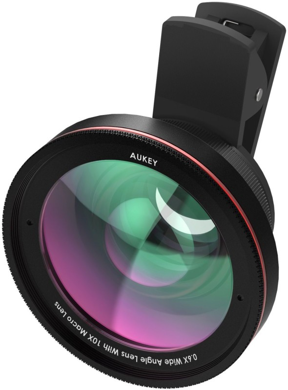 Aukey PL-WD05 Mobile Phone Lens(Wide and Macro)
