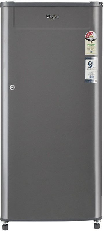 Whirlpool 190 L Direct Cool Single Door Refrigerator(Grey Solid, 205...