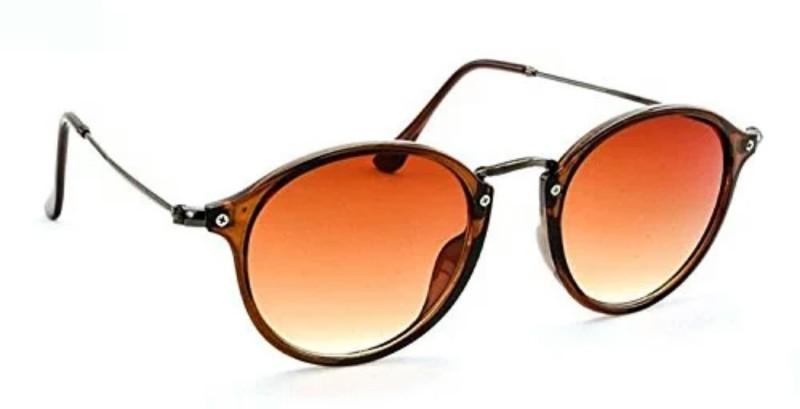 KANHA TRADING Round Sunglasses(For Boys & Girls) image