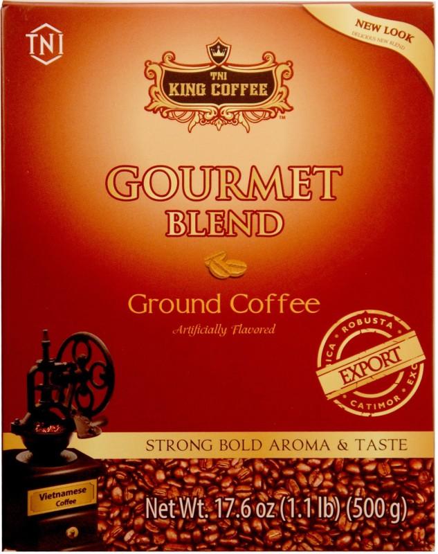 KING COFFEE 5100000 Filter Coffee(500 g)