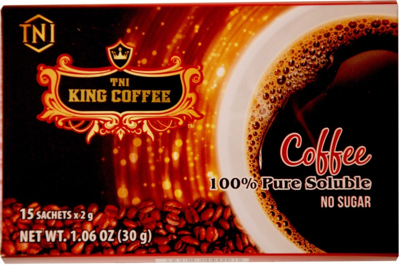 KING COFFEE 5200013 Instant Coffee(30 g)