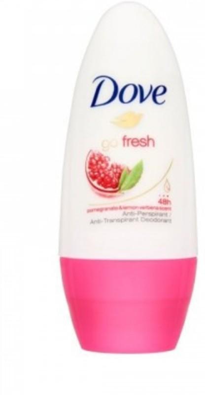 Imported Dove Go Fresh Pomegranate Anti Perspirant (Made in U K) Deodorant Roll-on - For Men & Women(50 ml)