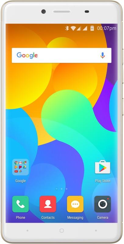Yu Yureka 2 (Gold, 64 GB)(4 GB RAM)