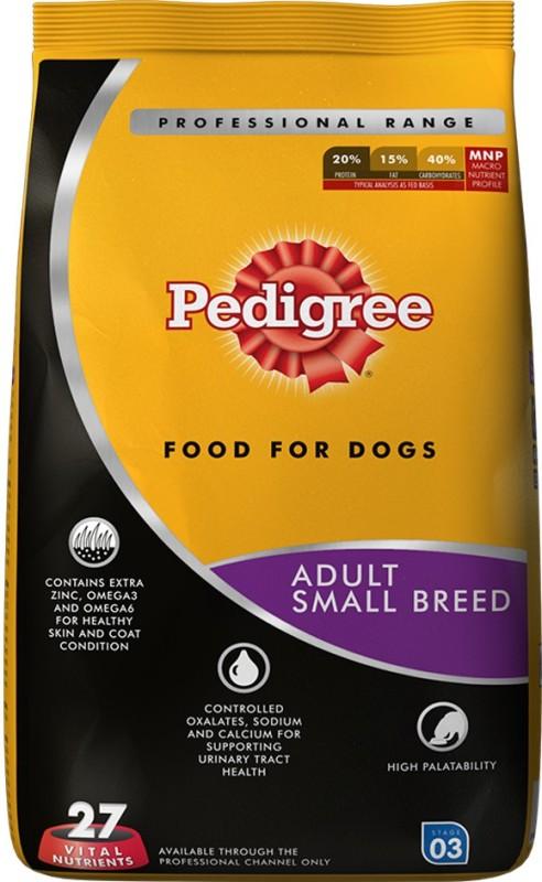 Pedigree Small Breed Chicken 1.2 kg Dog Food