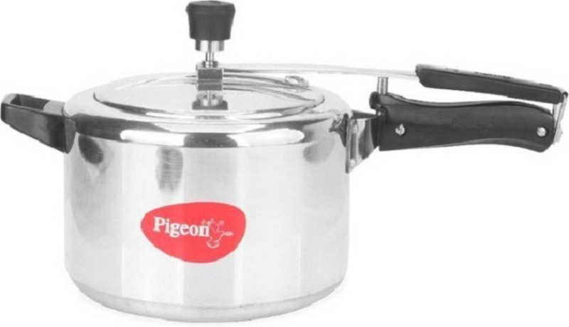 Pigeon strom 5l 5 L Pressure Cooker with Induction Bottom(Aluminium)