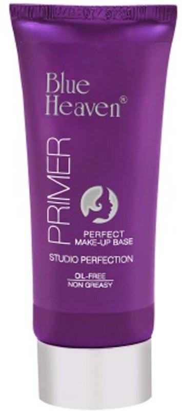 Blue Heaven Studio Perfect Oil Free  Primer  - 30 g(White, Purple)