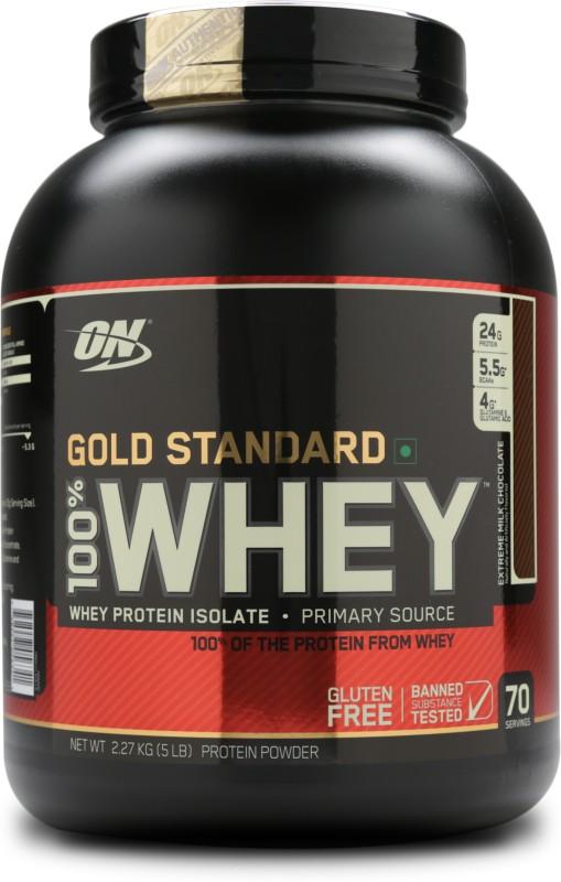 Flipkart - ON, MusleBlaze & More Whey Protein