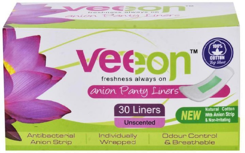Veeon VEEON PANTYLINER 30S Pantyliner(Pack of 30)