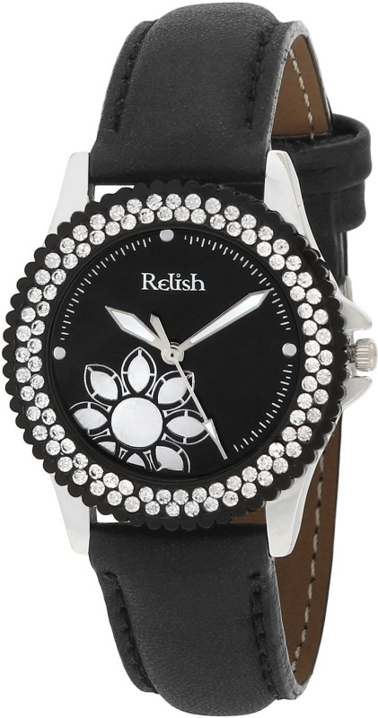 Relish RE-L079BS Trendy Look Girl's Watch image