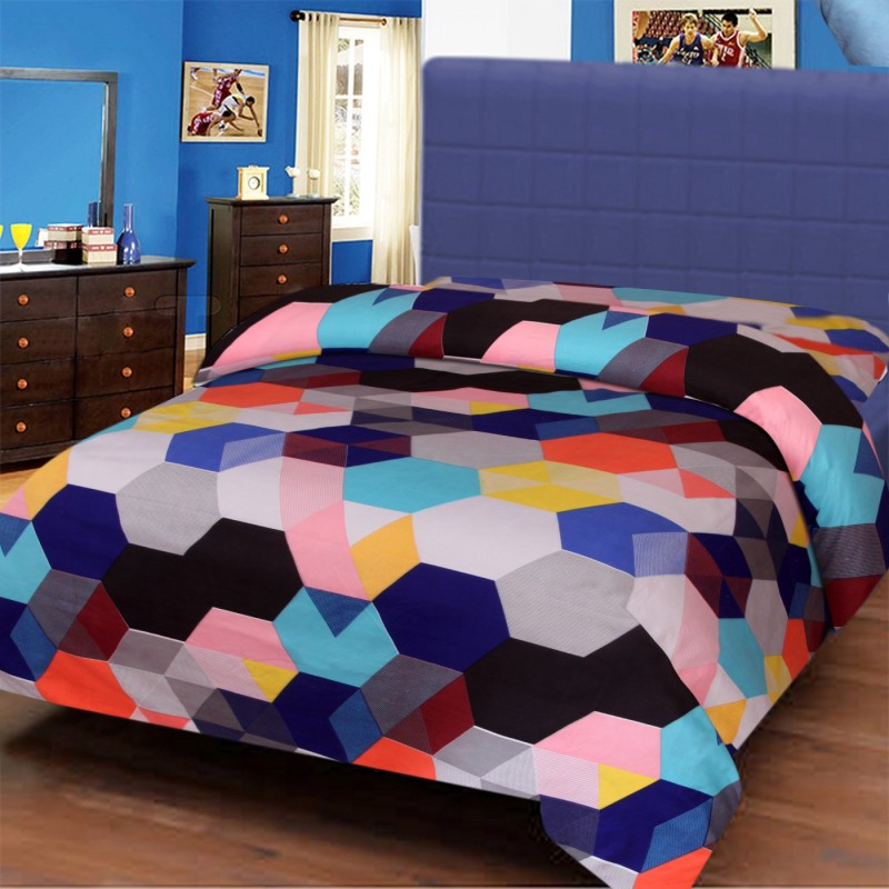 Flipkart - Colorful Collection Single Bedsheets
