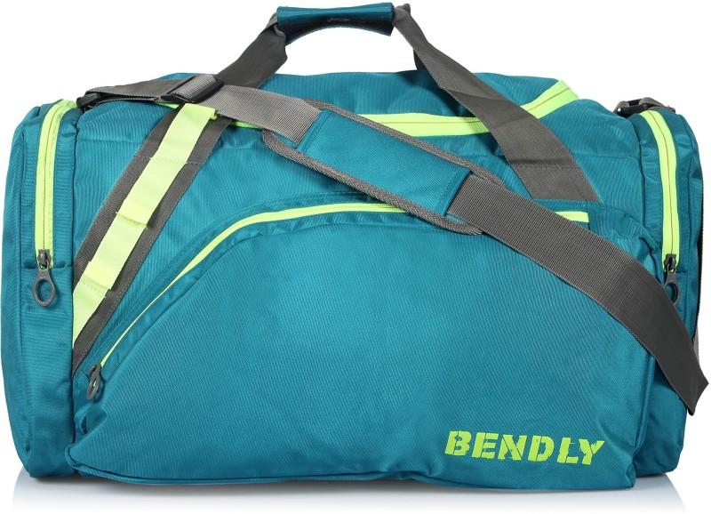 Bendly Travelyf Travel Duffel Bag(Blue)