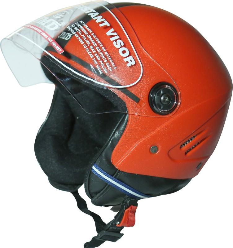 JMD Grand Motorbike Helmet(Red)