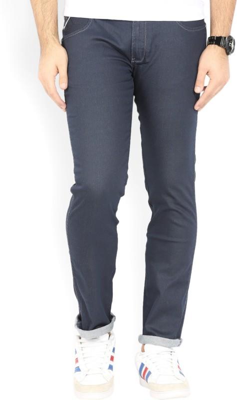 Wrangler Regular Fit Mens Dark Blue Jeans