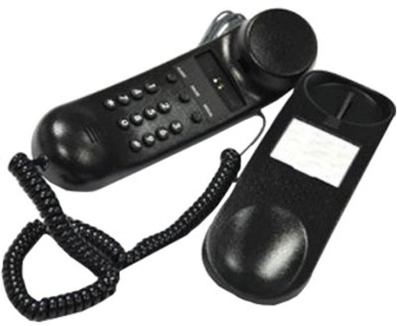 Beetel BT-B25 Corded Landline Phone(Black)